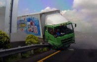 Accidents de camions en Asie – Compilation