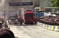 Course de camion, St Joseph de Beauce 1 septembre 2013