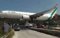 Skiathos, the Second St Maarten! Low Landings and Jetblasts – A Plane Spotting Movie