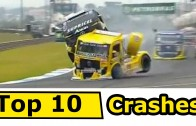 Top 10 Truck Crashes