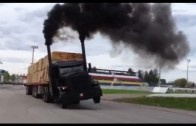 11 JDH Peterbilt (Michel Tremblay) Meilleurs moments! Drag