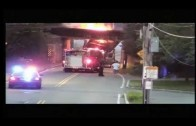 Raw Video: Two Crashes In Two Days At Westwood Bridge