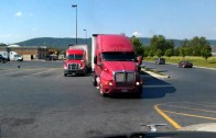 TruckStop Parking FAIL!