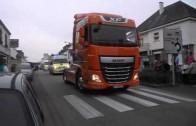 Défilé camions cross, Sprint car et camion tuning Baud (56) le 8 Juin 2013