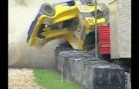 1477 Formula Truck Banner Accident