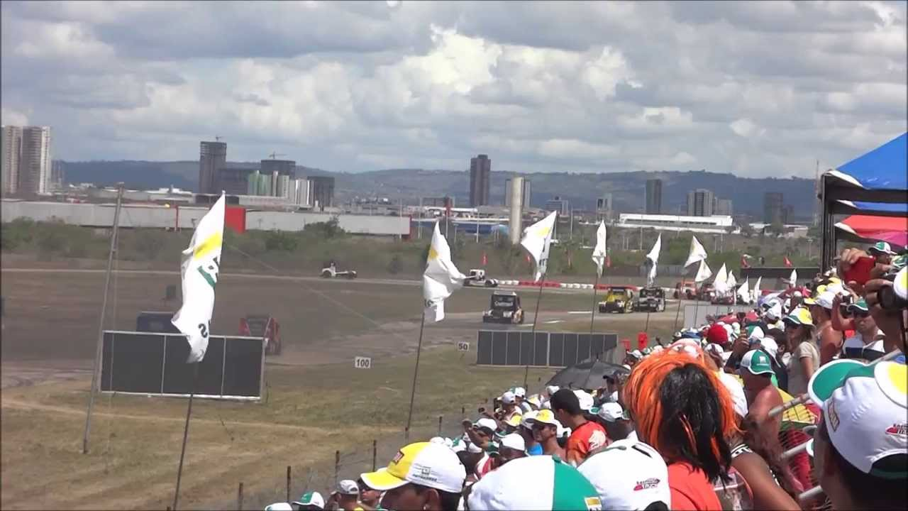 Formula Truck 2014 – Presentations, Explosion and Race
