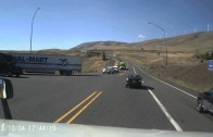 Big Rig Crash US 97 & WA 14