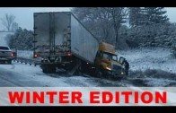 Accidents de camions – compilation 2014