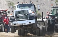 Best Truck Wheelie Compilation Ever! Québec Only!