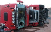 SPECIAL – Truck Crash Compilation # 01 [HD]