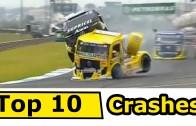 Top 10 Truck Crashes