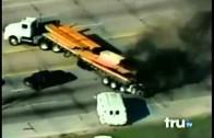 Course poursuite à la GTA avec un camion