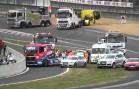 24 heures du Mans camions 2011 crash et best of