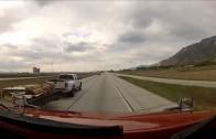 Camions qui perdent leur marchandise (compilation)